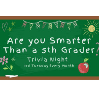 Tuesday Night Trivia: Are You Smarter Than a 5th Grader