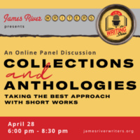 APRIL 2021 ONLINE WRITING SHOW – Collections & Anthologies