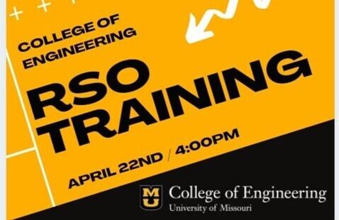 Additional CoE RSO Training