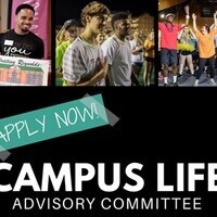 Campus Life Advisory Committee (CLAC) Application Deadline