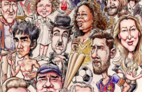 Speed Sketchers — Virtual Caricatures