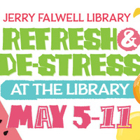 Refresh and De-Stress with the Library