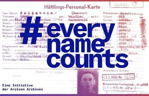 "Virtual Volunteer Spotlight: ""Every Name Counts"""