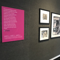 Curator's Tour of Well, Well, Well: Picturing Wellness in the Lehigh University Art GalleriesCollection