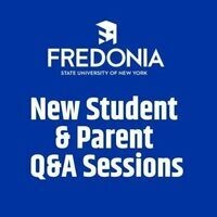 New Fredonia Student & Parent Virtual Q&A Session