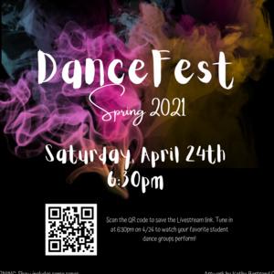 Spring 2021 Dancefest