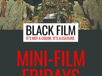 Mini Film Fridays