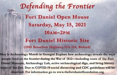 Fort Daniel Open House