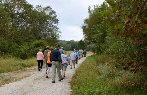 Stillwater-Northfork Strolls, Monroe Lake