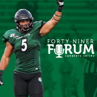 Forty-Niner Forum Speakers Series Presents: An Evening with Alex Highsmith