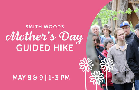 Mother's Day Hike at Smith Woods