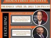US Taiwan Relations in Biden First 100 Days