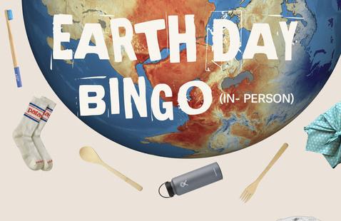 Earth Day Bingo (in-person)
