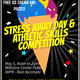 Stress Away Day & Athletic Skills Competition