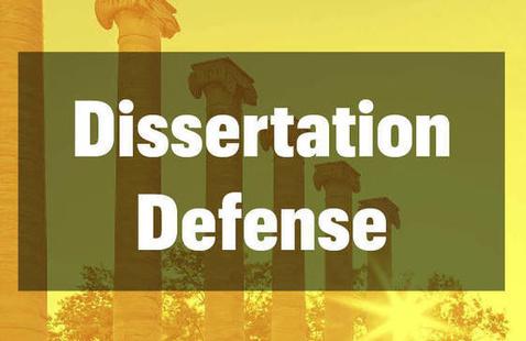 Dissertation Defense - Cassandra Tavorn