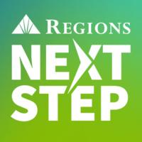 Regions Next Step logo