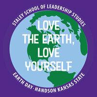 love the earth, love yourself