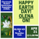 Happy Earth Day! Olena On!