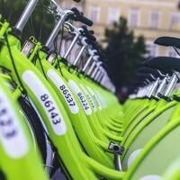 Blender Bikes at Reber