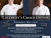 Celebrity's Choice Dinner