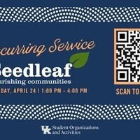 Recurring Service with Seedleaf (Cancelled)