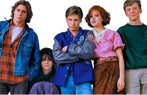 """Night at the Movies- Screening of """"The Breakfast Club"""""""
