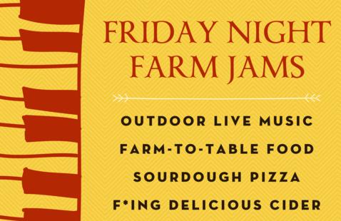 Friday Night Farm Jams