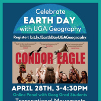 Celebrate Earth Day: Transnational Indigenous Movements for Land, Water, and Home