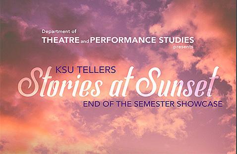 KSU Tellers: Stories at Sunset Showcase