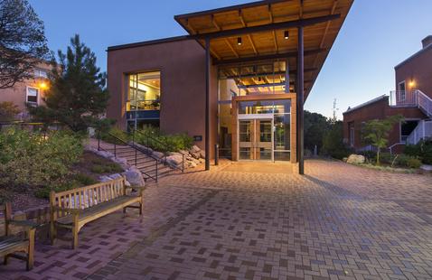 Levan Hall, Santa Fe