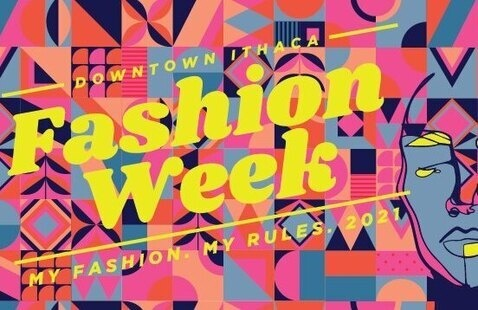 Fashion Week in Downtown Ithaca