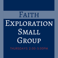 Faith Exploration Small Group