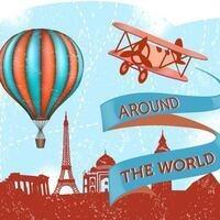 Around the World - Annual Ice Show