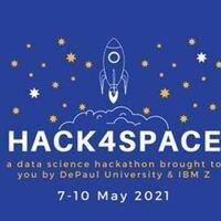 Hack4Space 2021 – IBM Z & DePaul Center for Data Science