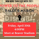 Penn State Black Caucus March and Rally: Power to the People