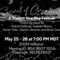 Secret of Creativity - A Student New Play Festival