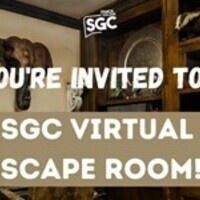 SGC Virtual Escape Room!