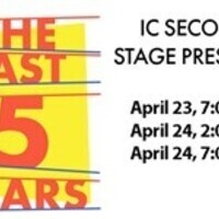 IC Second Stage Presents: The Last Five Years