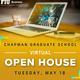 Graduate School Virtual Open House