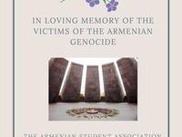Armenian Genocide Vigil
