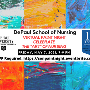 "Celebrate the ""Art"" of Nursing Paint Night"