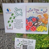 Story Stroll: What Does Bunny See?