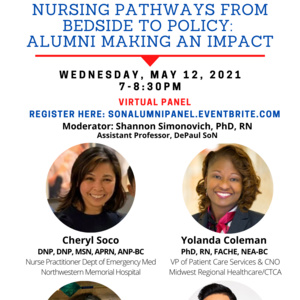 Nursing Pathways from Bedside to Policy: Alumni Making an Impact