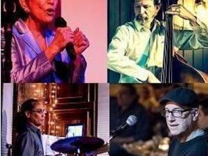Maija and the Wayne Wilentz Trio Celebrate Mother's Day LIVE STREAM