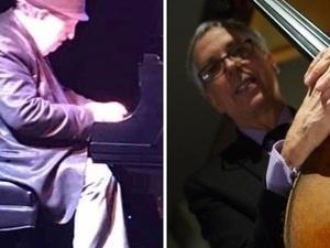 Bob Butta, piano and Paul Langosch, upright bass LIVE STREAMING CONCERT