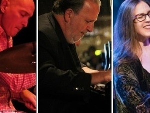 Dominic Smith & The B.A.D. Trio featuring Bob Butta and Amy Shook LIVE