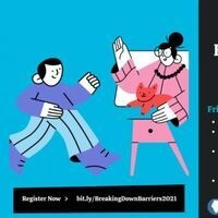 Breaking Down Barriers Conference- Stories & Resources: Community, Culture and Accesibility.