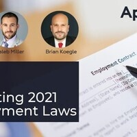 SCV Chamber: Next SCV - Navigating 2021 Employment Laws