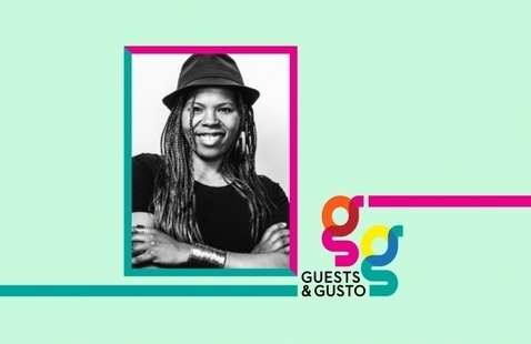 Develop documentary films with Concordia Studio EVP Rahdi Taylor on 'Guests and Gusto'