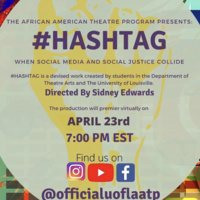 #Hashtag, a theatrical event